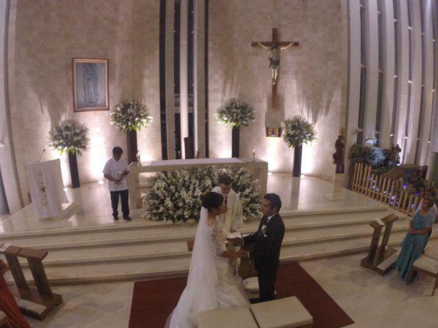 La boda de Sergio y Nayeli en Mérida, Yucatán 3