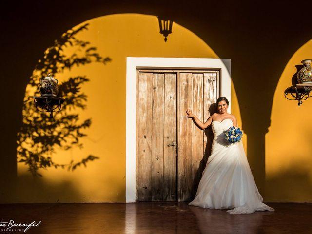 La boda de Sergio y Nayeli en Mérida, Yucatán 5