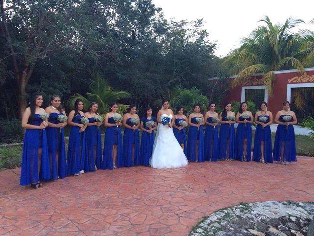 La boda de Sergio y Nayeli en Mérida, Yucatán 6