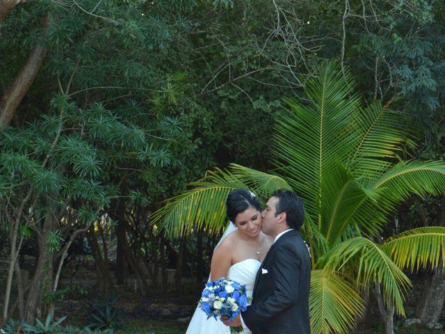 La boda de Sergio y Nayeli en Mérida, Yucatán 7
