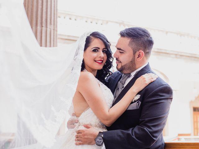La boda de Ivone y Edgar