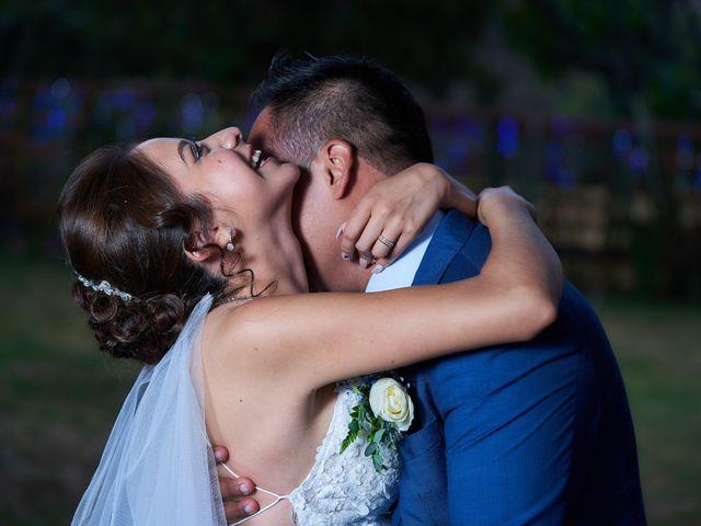 La boda de Valeria y Roberto