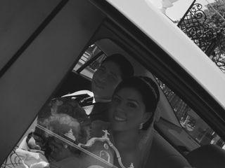 La boda de Nayelli y Mauricio 1