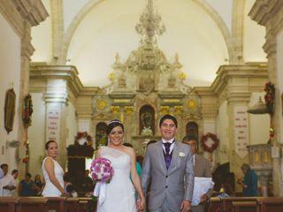 La boda de Nayelli y Mauricio