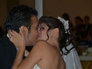 La boda de Iván y Ana