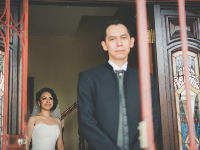 La boda de Stephanie y Daniel