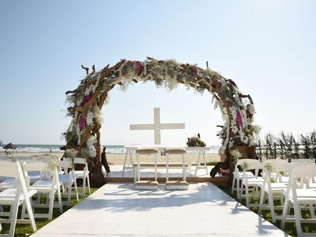 La boda de David y Ashanti en Acapulco, Guerrero 6
