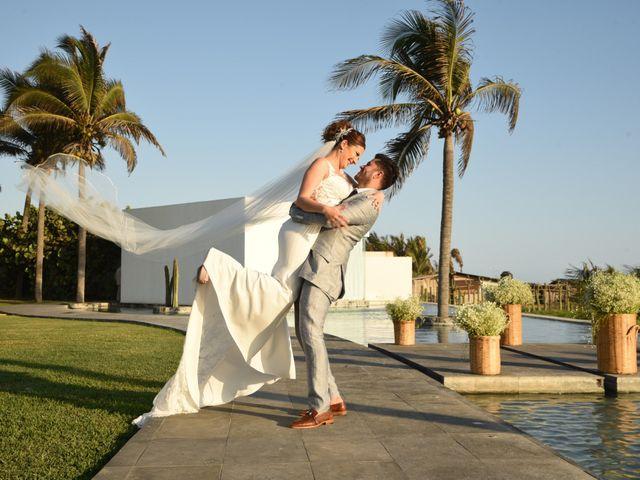 La boda de David y Ashanti en Acapulco, Guerrero 2