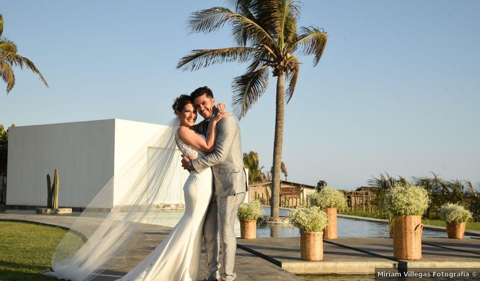 La boda de David y Ashanti en Acapulco, Guerrero