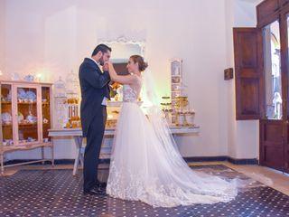 La boda de Lizbeth y Humberto