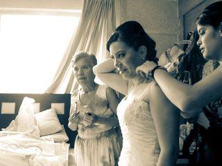 La boda de Judith y Ricardo 1