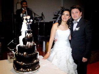 La boda de Judith y Ricardo