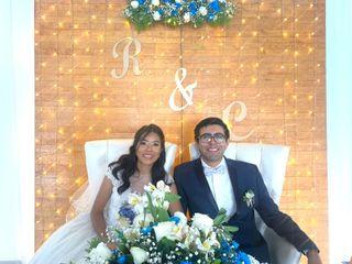 La boda de Carlos y Ruth