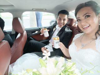 La boda de Sara y Yael