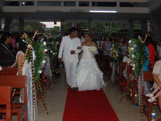 La boda de Karen y Jesus 2
