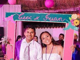 La boda de Cecilia y Juan Carlos Enrique 1