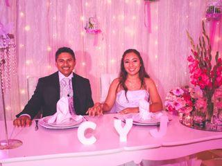 La boda de Cecilia y Juan Carlos Enrique
