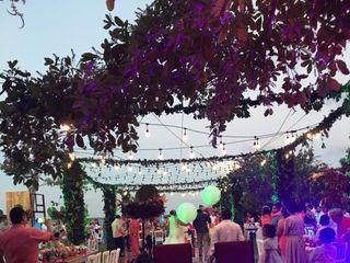 La boda de Karime  y Kenji  1