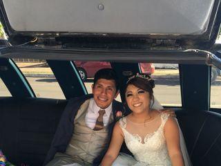 La boda de Karime  y Kenji