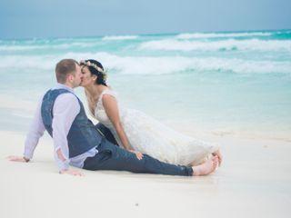 La boda de Yuli y Matt