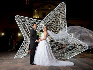 La boda de Ana Laura y Daniel