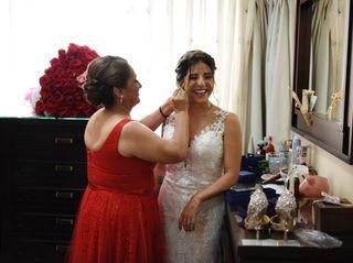 La boda de LIli y Erick 3