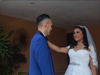La boda de Stephanie y Alberto 1