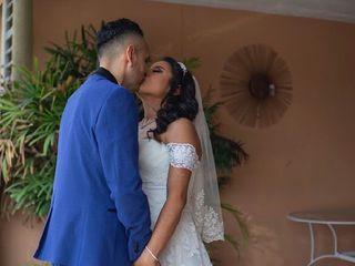 La boda de Stephanie y Alberto 2