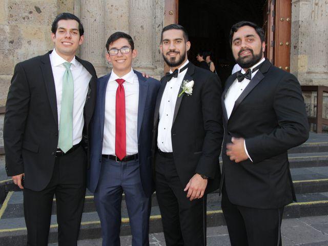 La boda de Humberto y Lizbeth en Guadalajara, Jalisco 34