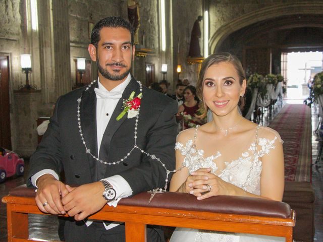 La boda de Humberto y Lizbeth en Guadalajara, Jalisco 40