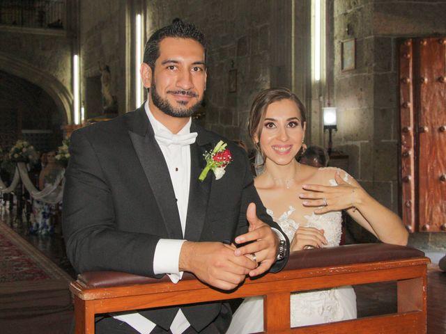 La boda de Humberto y Lizbeth en Guadalajara, Jalisco 41