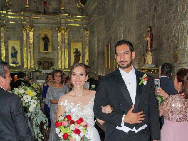 La boda de Humberto y Lizbeth en Guadalajara, Jalisco 45