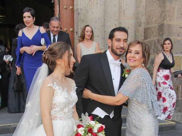 La boda de Humberto y Lizbeth en Guadalajara, Jalisco 47