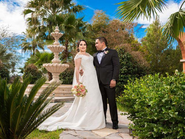 La boda de Romina y Dayan