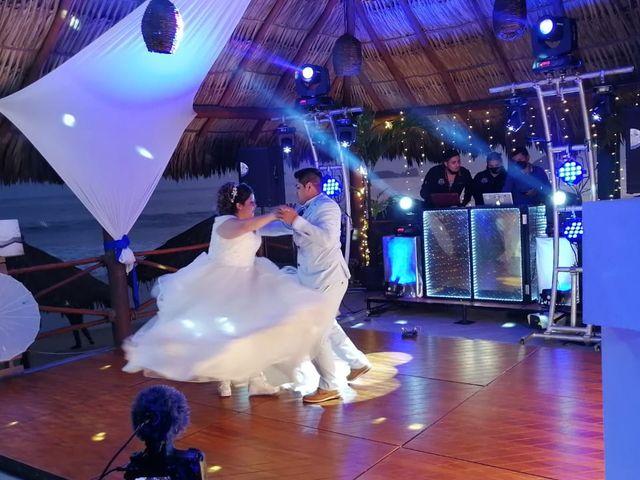 La boda de Lizet y Manuel