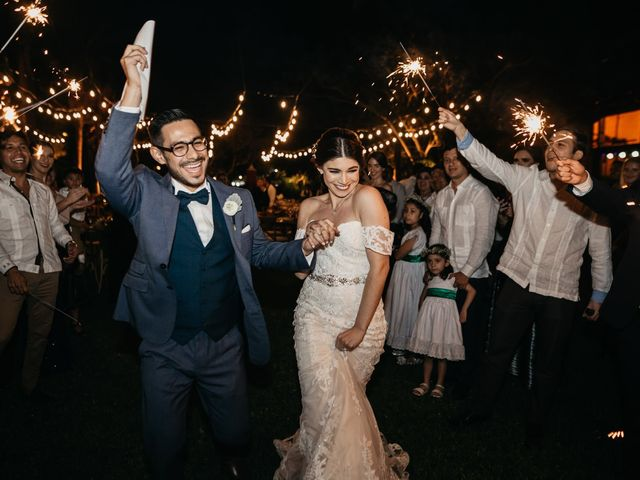 La boda de Shantal y Luis