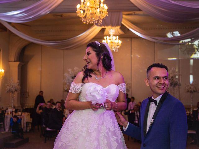 La boda de Stephanie y Alberto
