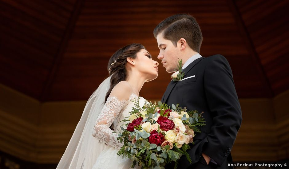 La boda de Alejandro y Reyna en Hermosillo, Sonora