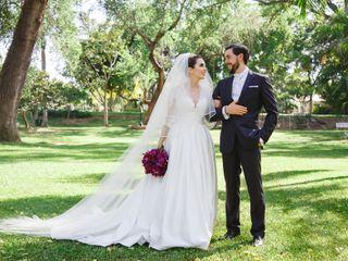 La boda de Lucía y Edgar