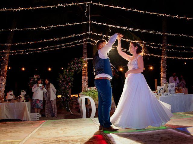 La boda de Dalila y Fernando