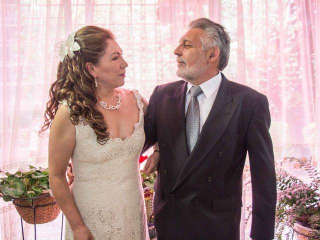 La boda de Maria Elena y José