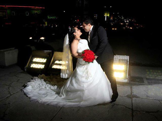 La boda de Felipe y Rubí  en Tlalnepantla, Estado México 4