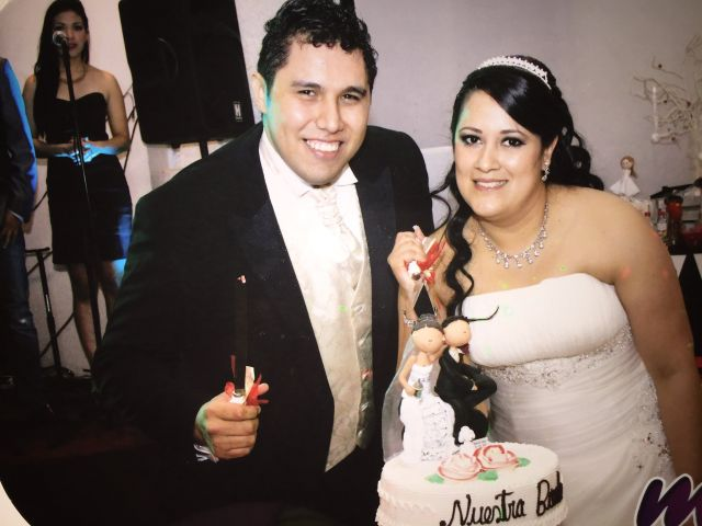 La boda de Felipe y Rubí  en Tlalnepantla, Estado México 9