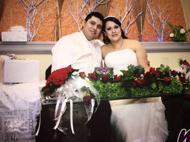 La boda de Felipe y Rubí  en Tlalnepantla, Estado México 10