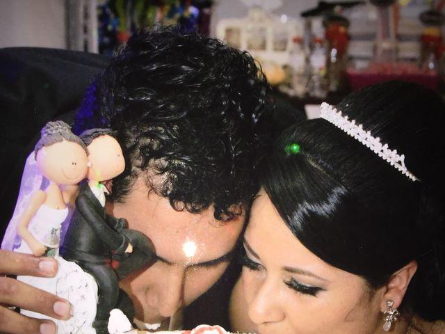 La boda de Felipe y Rubí  en Tlalnepantla, Estado México 12