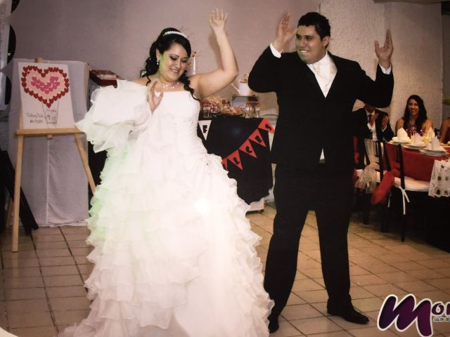 La boda de Felipe y Rubí  en Tlalnepantla, Estado México 13
