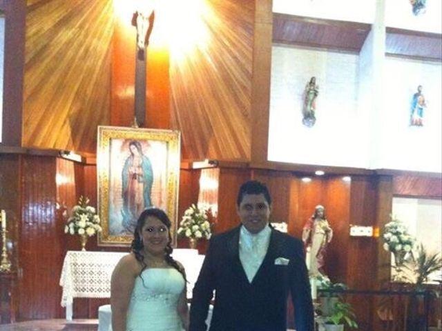 La boda de Felipe y Rubí  en Tlalnepantla, Estado México 14