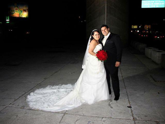 La boda de Felipe y Rubí  en Tlalnepantla, Estado México 17