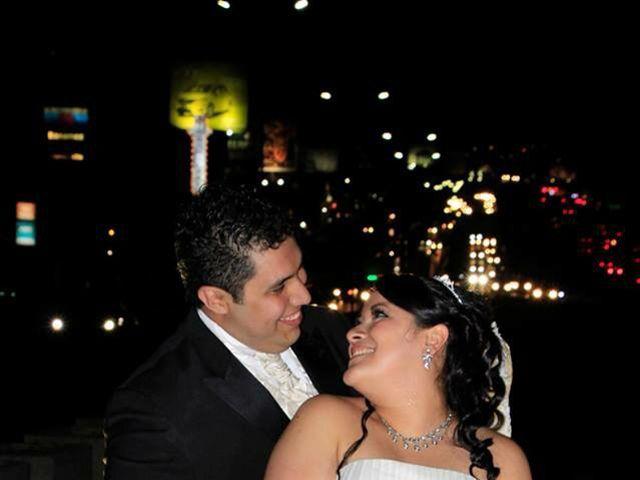 La boda de Felipe y Rubí  en Tlalnepantla, Estado México 1