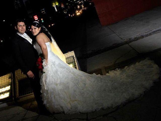 La boda de Felipe y Rubí  en Tlalnepantla, Estado México 2